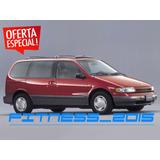Manual De Servicio Taller Nissan Quest 1996 97 98 Full