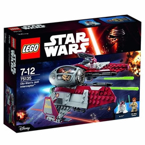 Lego Star Wars Obi-wan Jedi Interceptor 75135 Educando