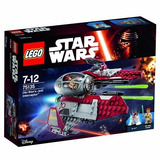 Lego Star Wars Obi-wan Jedi Interceptor 75135 Educando