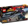 Lego Capitan America Civil War 76047 Black Panther Pursuit