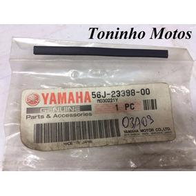Amortizador Da Moldura Frontal Yamaha Crypton