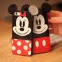 Capa Iphone 6 6s Minnie Mickey Personagens