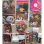 Kit Fiesta Piñata Infantil Mickey, Masha, Pepa, Dra Juguetes