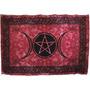 Red Triple Luna Pentagrama 72 X 108 Tapicería + Envio Gratis