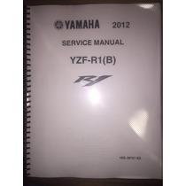Manual De Servicio Yamaha R1 2012-2015