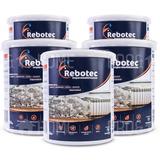 Impermeabilizante Rebotec ® 2,5kg P/ Laje Reboco Piso Cerami