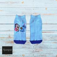 Calcetines Personalizados Divertidos Stitch
