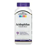 Probiótico Acidophilus Importado, 1 Bilhão/cáp - 150caps