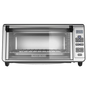 Horno Black&decker Conveccion Digital Extra Ancho Tuesta-asa