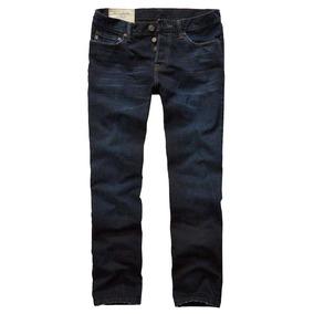 Calça Jeans Abercrombie Classic Straight - Tam: 40 E 42 P15
