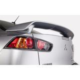 Spoiler O Aleron // Mitsubishi Lancer