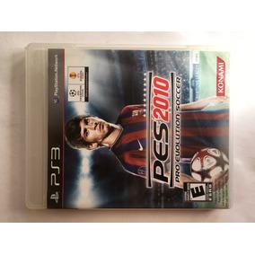 Pro Evolution Soccer 2010 Original Ps3