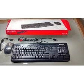 Teclado Y Mouse Microsoft Wired 600 Usb