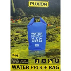 Bolso Impermeable Estanco 100% Pvc Water Proof Bag 20 Litros