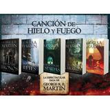 13 Libros De Juego De Tronos / Game Of Thrones / 2 X 1