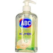 Jabón Líquido Abc Aroma Laurel 500ml Con Dispensador