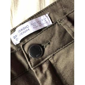 Zara Jeans Mujer