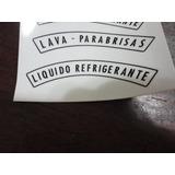 Calco Torino Lava Parabrisas Y Liquido Refrigerante