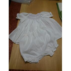 Vestido E Calcinha Infantil Da Dulce- Oscar Freire