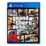 Gta V - Gta 5 - Grand Theft Auto 5 - Ps4 - Fisico
