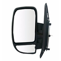 Espelho Retrovisor Renault Master Esquerdo Até 2012 Manual