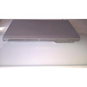 Dvd Player Cce - Dvd-600 X Prata Leia A Descrição