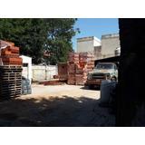 Arena Piedra Partida Ladrillos Materiales Para Construccion
