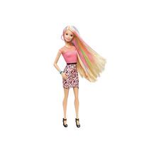 Boneca Barbie Luzes Coloridas Cfn48 Mattel