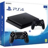 Playstation 4 Sony Slim 1 Tb Exelente Oferta Limitada