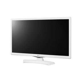 Tv 23.6 Led Hd 24mt49df-ws Usb, Hdmi, Função Monitor, Dtv