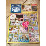 Revista Marileny Ponto Cruz 17 Banho 350 Gráficos Inéditos