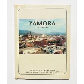 Luis Gonzalez Zamora, Michoacán Libro Mexicano 1978