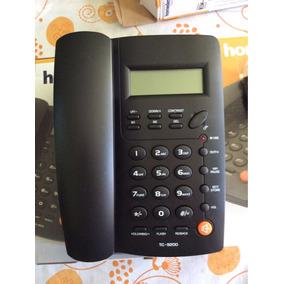 Telefono De Casa Alambrico Homedesk (tc-9200) Nuevo!!!!