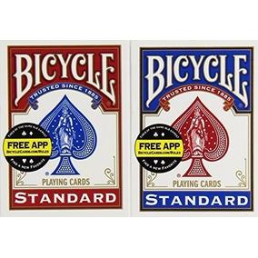 2 Paquetes De Cartas Bicycle Para Poker Envio Gratis