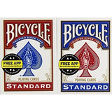 6 Paquetes De Cartas Bicycle Para Poker Envio Gratis