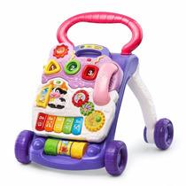 Vtech Sit-a-stand Para Aprender A Caminar O Pararse Del Bebé