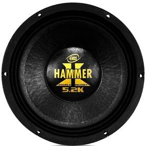 Woofer Eros Hammer 5.2k 12 Polegadas 2600w Rms 8 Ohms