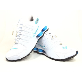 Nike Shox Nz Feminino Original Na Caixa