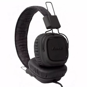 Fone De Ouvido Headphone Marshall Major Pitch Black