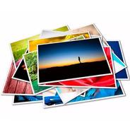 Papel Fotografico Glossy A4 230g Com 100 Folhas + Brinde