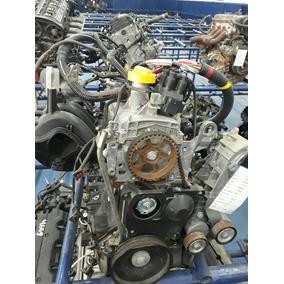 Motor Parcial Renault Sandeiro Logan 1.6 8v Flex 2014