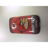 Capinha Angry Birds Para Samsung S3850