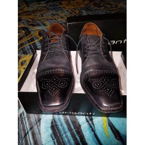 Zapatos Briganti N*42 Cuero De Vestir 2 Posturas