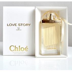 f2b8917f892e9 Chloe Love Story 50ml Femininos - Perfumes no Mercado Livre Brasil