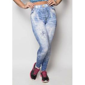 Calça Perfeita Imitação Do Jeans Direto De Fabrica
