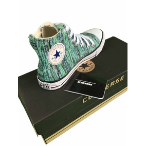 Tênis Converse Chuck Taylor All Star Colors Verde