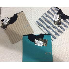 c2ae12c92ff8e Simbolo Oakley Para Estampar - Camisetas no Mercado Livre Brasil
