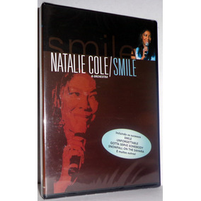 Dvd Natalie Cole & Orchestra - Smile