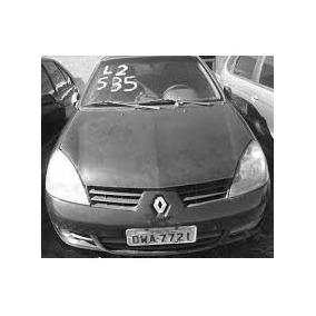 Caixa Marcha Cambio Manual Sucata Renault Clio 1.0 16v