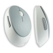 Mouse Inalambrico Gm500b Ghia Blanco Gris Usb Windoows Mac L